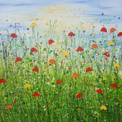 Sun Dance Poppy Meadows