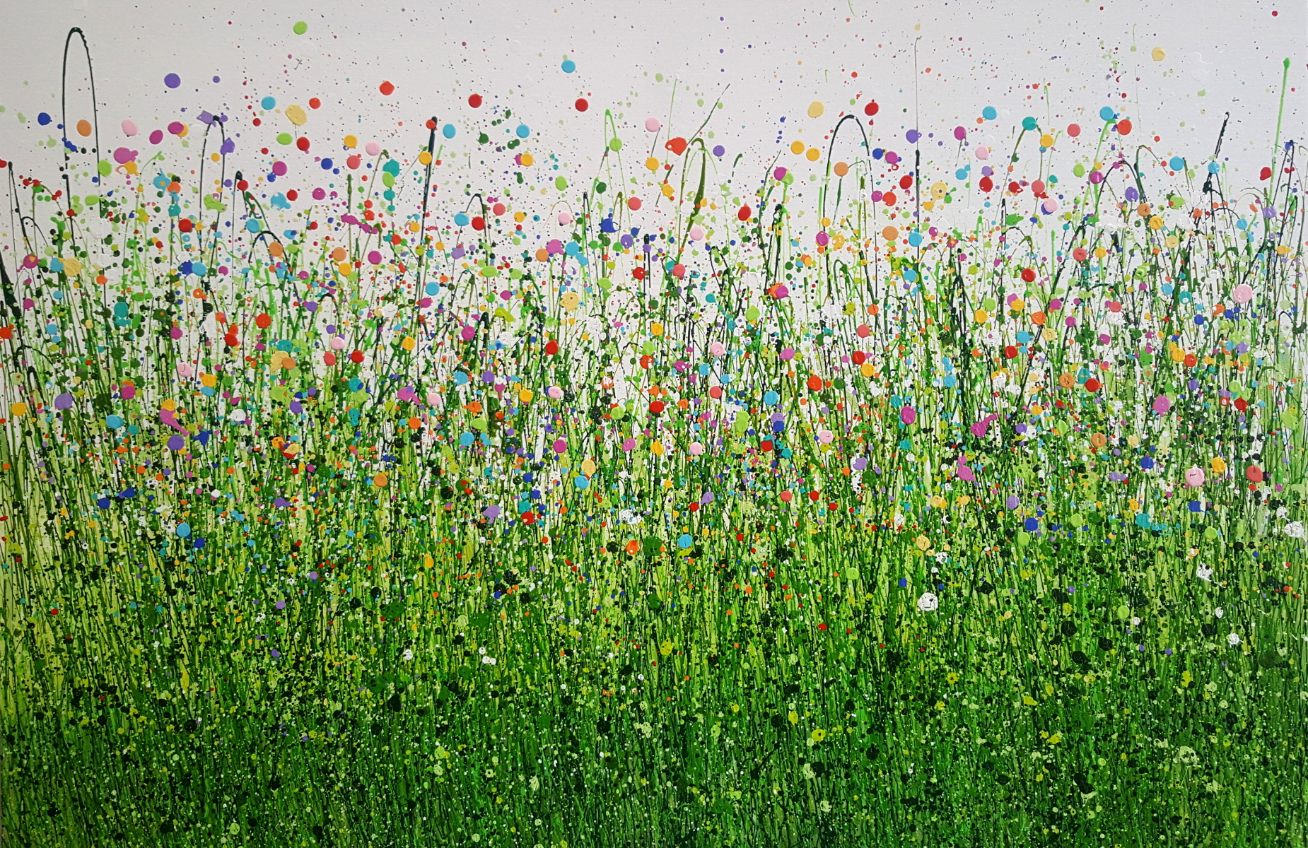 Painted Meadows #5