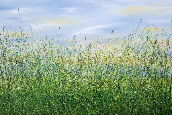 Wild Grass Splendor