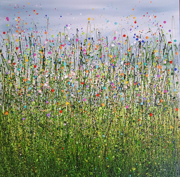 Wild Morning Meadow