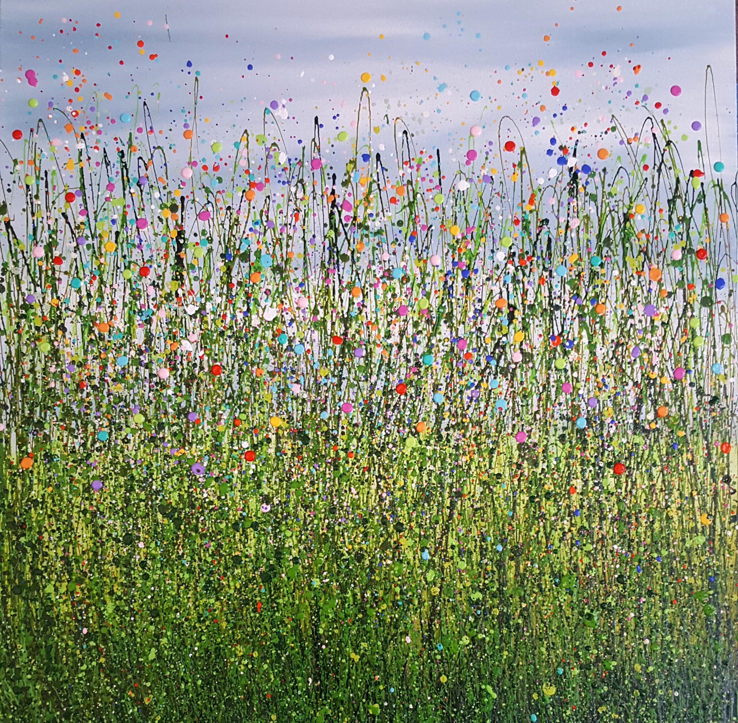 Wild Morning Meadow