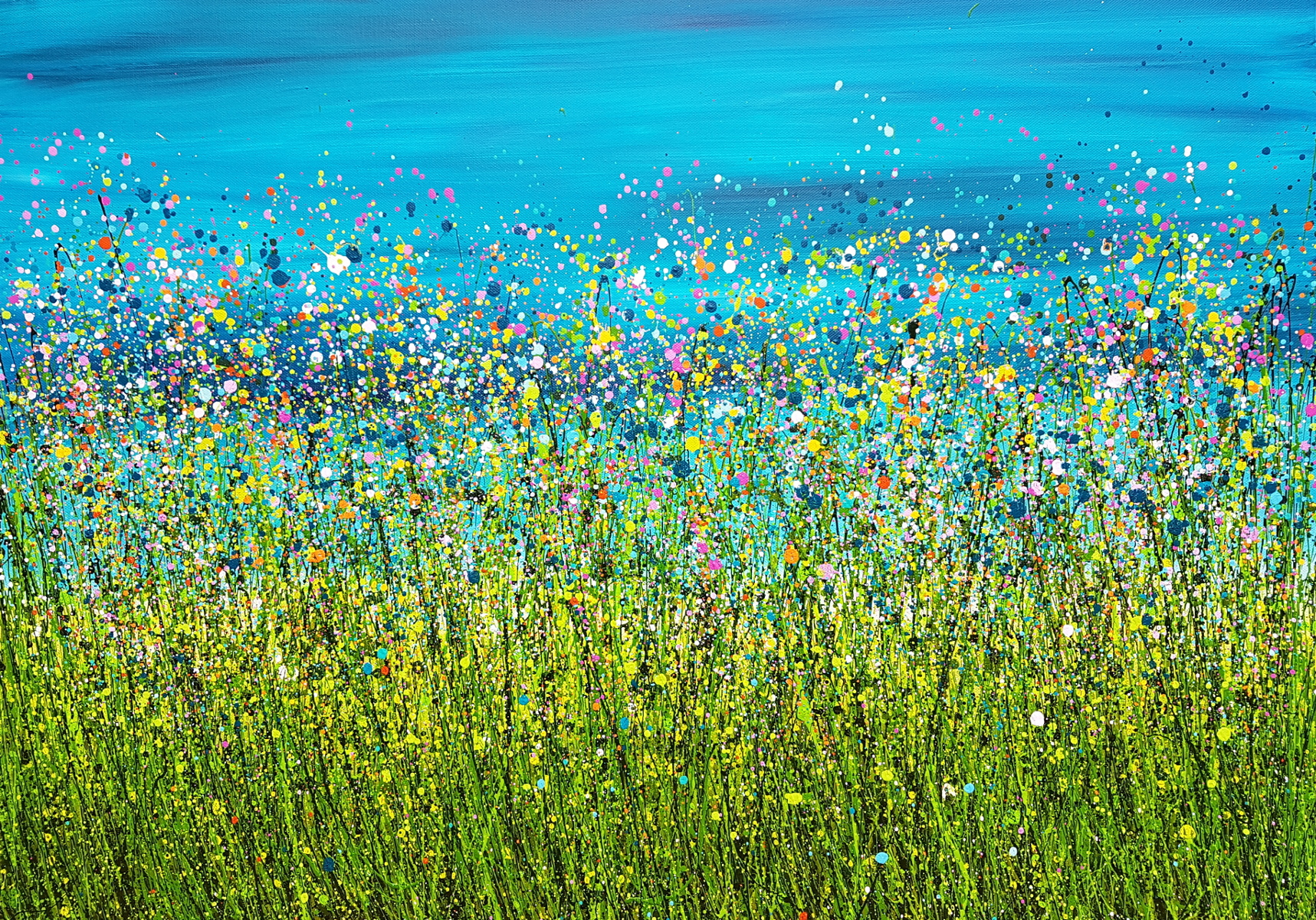 Turquoise Crush Meadows #3