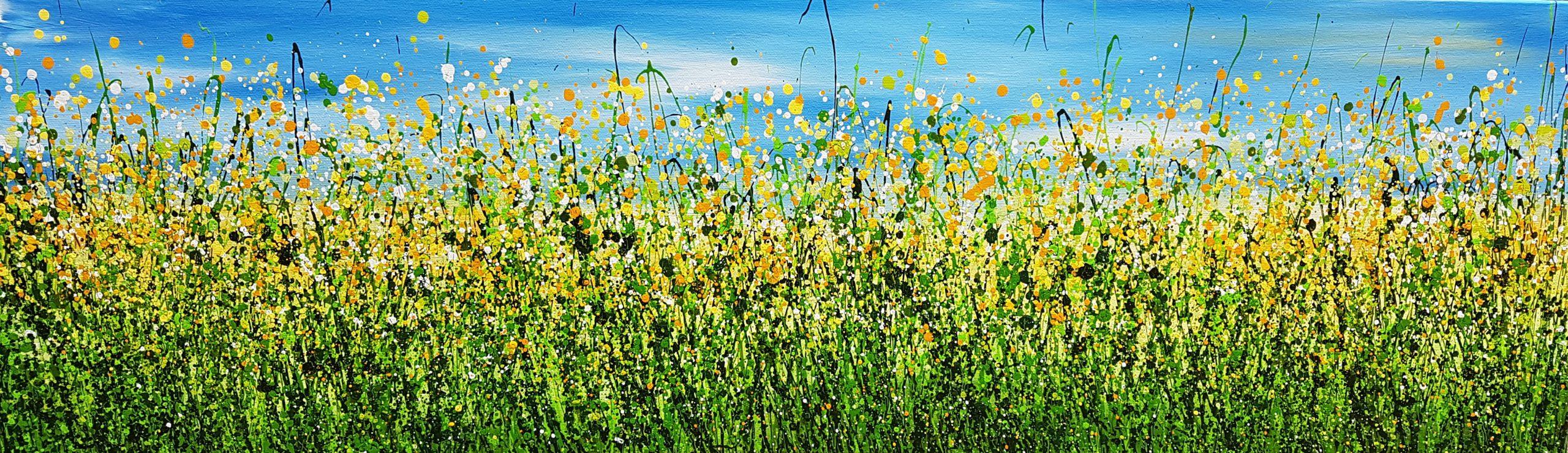 Pollock's Sunshine Splash #3