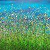 Wild Turquoise Meadows #2