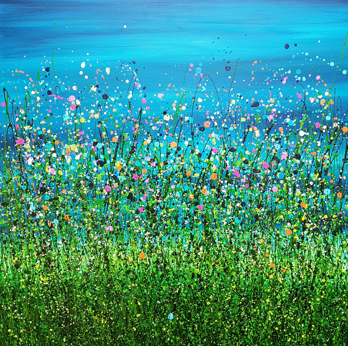 Turquoise Crush Meadows #4